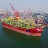 FPSO Catcher Sail Away